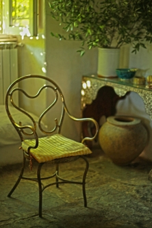 chair-in-green-i